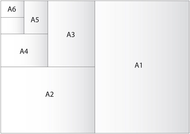 Printer paper sizes images for Printer paper size